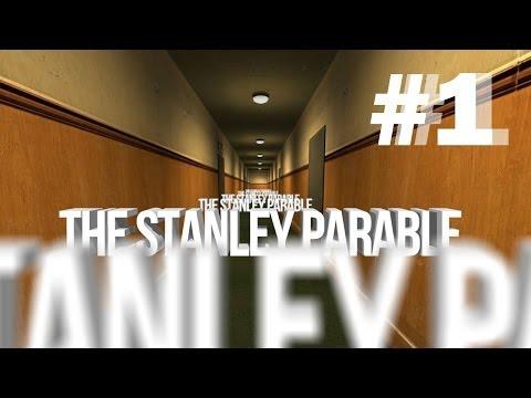 Поиграем The Stanley Parable #1 [Кнопконажиматель]