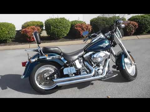2002 Harley-Davidson FLSTF at Bumpus H-D of Murfreesboro