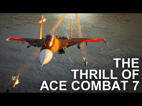 A Review of Ace Combat 7: Skies Unknown