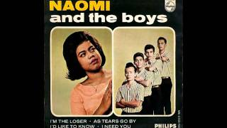 Naomi And The Boys - As Tears Go By (Marianne Faithfull Cover)