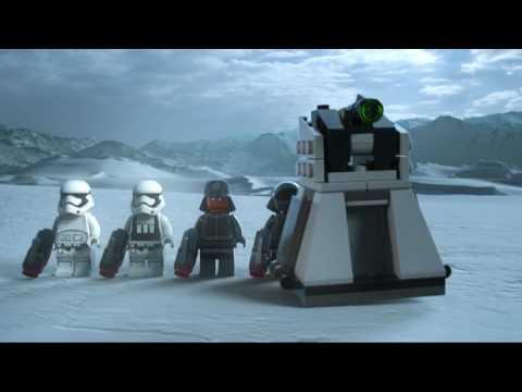 Конструктор Боевой набор Первого Ордена - LEGO STAR WARS - фото № 10