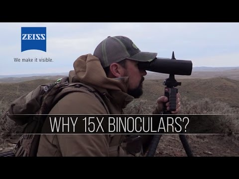Zeiss 15×56 Binoculars, Quick Review
