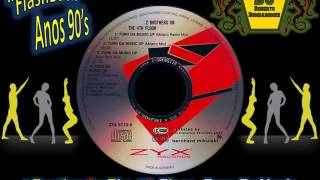 2 Brothers On The 4th Floor - Turn Da Music Up (Milano Mix) (CD) (P) 1991