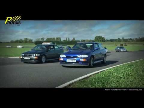 Teaser  - Club Ford Cosworth - Magny Cours - 13/10/2013