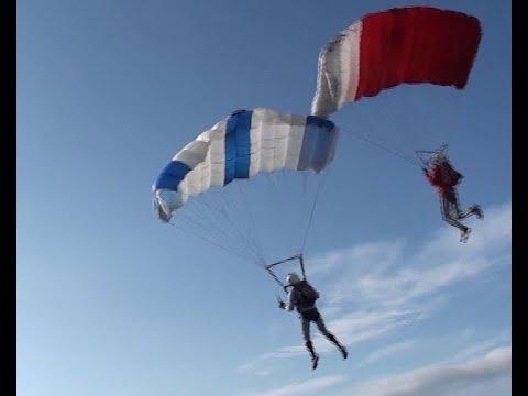 Как курские парашютисты прошли испытание небом?