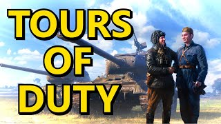JOIN A CLAN TODAY in World of Tanks Tours of Duty