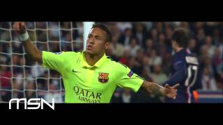 Welcome To The Channel•Neymar Jr•Paranoid•Skills & Goals 2015 HD