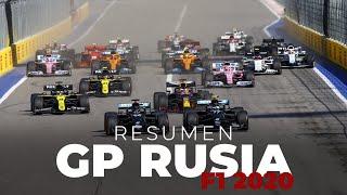 Resumen del GP de Rusia - F1 2020