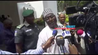'Who is the presidency?', Babachir queries his suspension