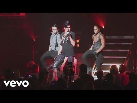 Fever Lyrics – Adam Lambert