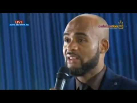 Leo Mezie Nollywood Actor Testimony at Omega Fire Ministries Sunday Service 12 04 2017