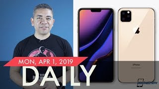 iPhone XI with bigger battery, Huawei Mate 30 tests & more