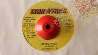 ANTHONY B - REPENTANCE