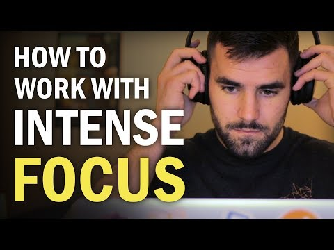 How to Study with INTENSE Focus - 7 Essential Tips - YouTube