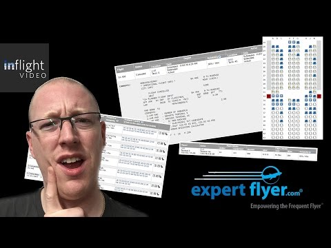 ExpertFlyer Full Review! | inflight Video