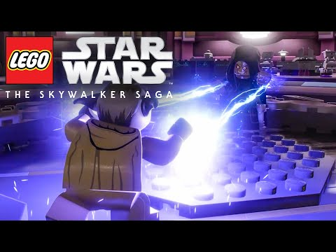 LEGO Star Wars : La Saga Skywalker : Annonce sortie printemps 2022