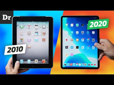 Обзор ПЕРВОГО Apple iPad - Спустя 10 лет