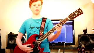 Flo Rida - My House - Guitar Cover by Isaac - Guitar Lessons