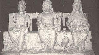 Furti d'arte- La Triade Capitolina