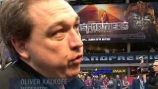 """Hollywood-Jungstars präsentieren neuen """"Transformers""""-Film"""