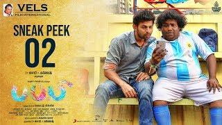 Puppy - Sneak Peek 02 | Yogi Babu, Varun, Samyuktha Hegde | Morattu Single | Dharan Kumar