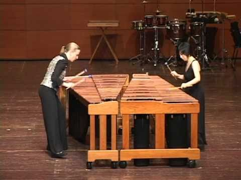 Steve Reich – Nagoya Marimbas
