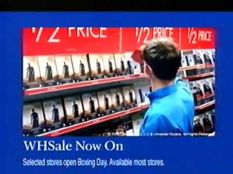 WHSmith Advert UK 2002