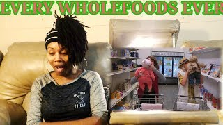 """SMOSH """"EVERY WHOLE FOODS EVER"""" REACTION"""