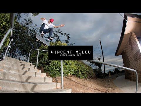 Video Check Out: Vincent Milou   TransWorld SKATEboarding