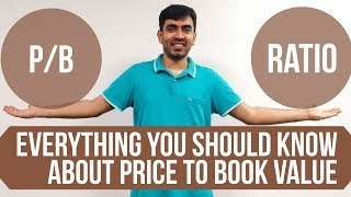 P/B Ratio explained In Hindi   Stock Market For Beginners