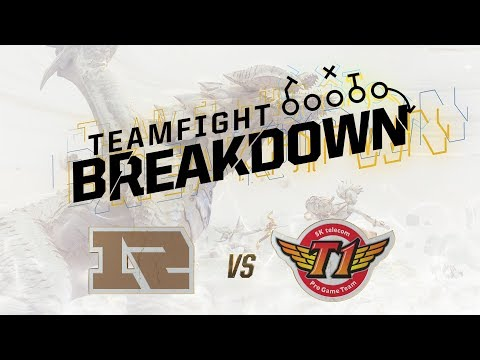 Teamfight Breakdown with Jatt | 2019 Worlds Group Stage (RNG vs SKT)