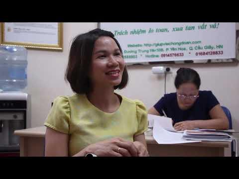 Chị Hồng (Bắc Từ Liêm - HN) chia sẻ về người giúp việc của Hồng Doan