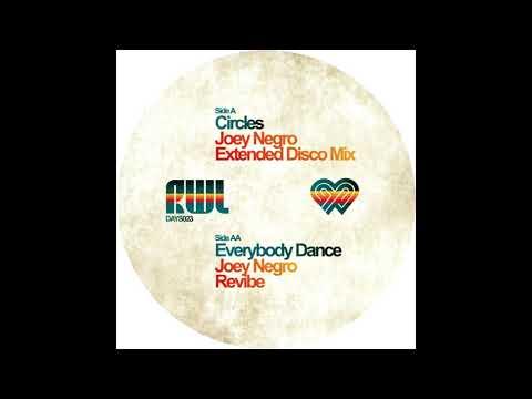 Atlantic Starr - Circles (Joey Negro Extended Disco Mix)