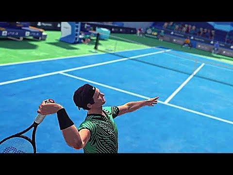 Tennis World Tour Trailer