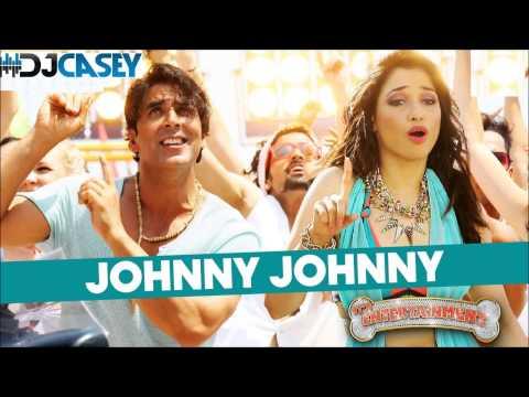 IT'S ENTERTAINMENT MOVIE - JOHNNY JOHNNY - DJ CASEY REMIX | AKSHAY KUMAR | YO YO HONEY SINGH