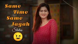 Same Time Same Jagah | Latest Status | Chaar Din | Sandeep brar's | Panjabi song | Cool Aayush