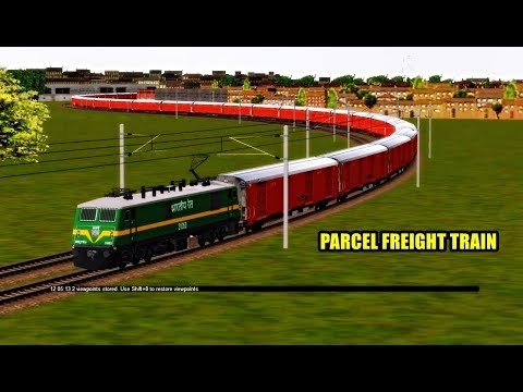 Download What Are Python Freight Trains In Indian Railways Video 3GP