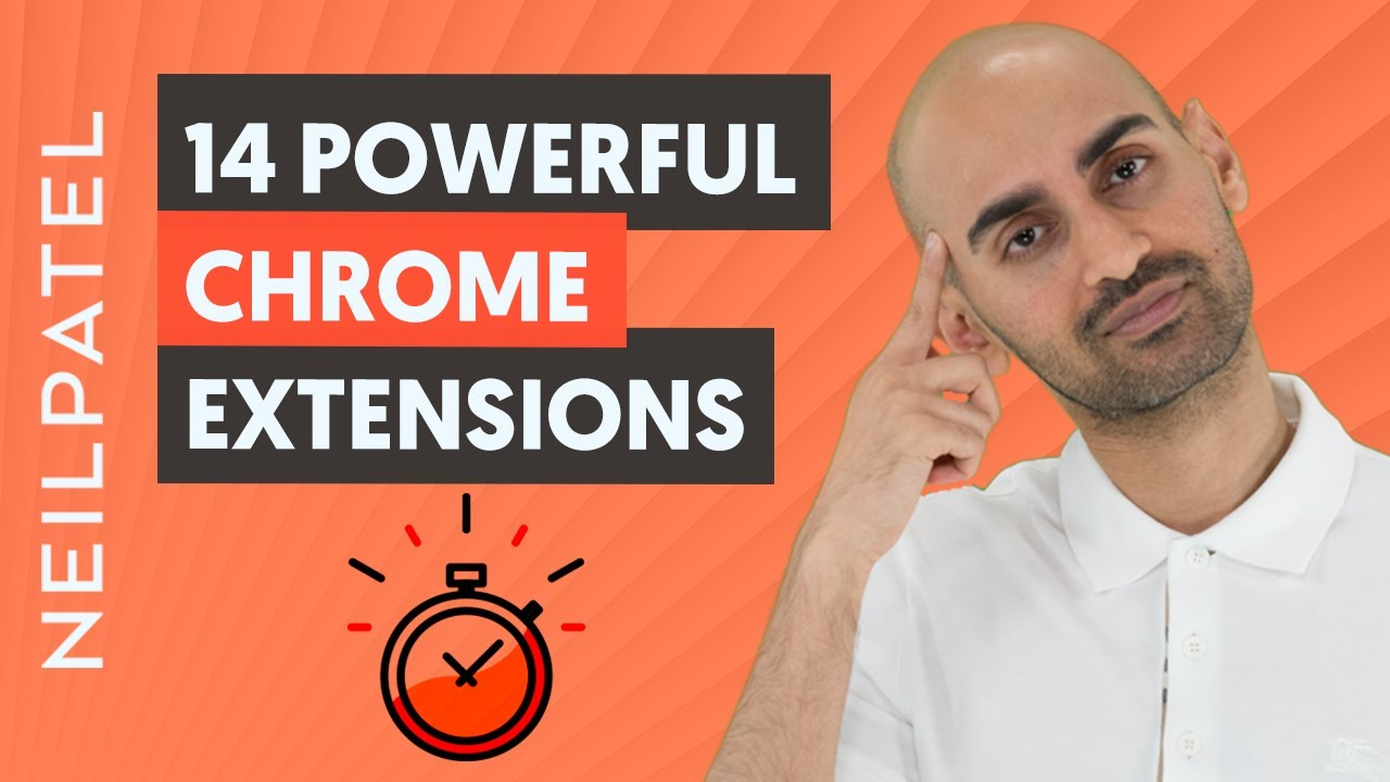14 Chrome Extensions That Will Save Hours of Marketing Work
