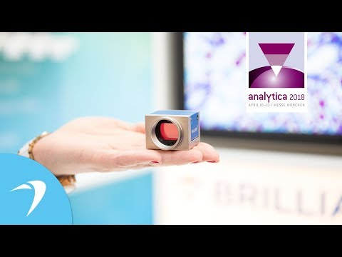 Basler at Analytica Show Munich 2018