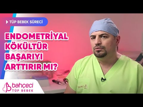 Endometriyal co kültür (ko-kültür) başarıyı arttırır mı?