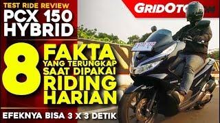 Inilah 8 Fakta Honda PCX 150 Hybrid untuk Riding Harian