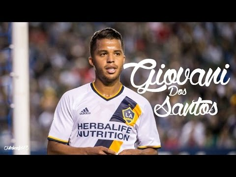 Giovani Dos Santos Goals And Skills 201516
