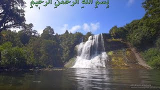Surah Baqarah, AMAZING VIEWS with 1-1 WORDS tracing, 1 of World's Best Quran Video in 50+ Langs., HD