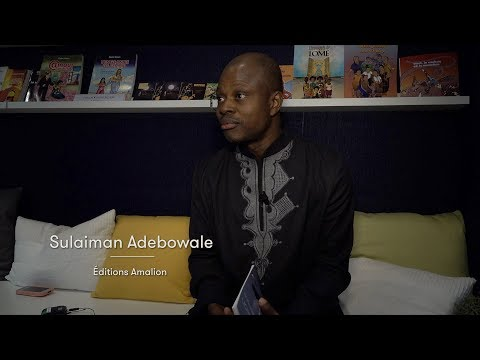 Sulaiman Adebowale - Editions Amalion