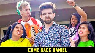 Come Back Daniel Song - Spy Ninjas (videoclipe oficial)