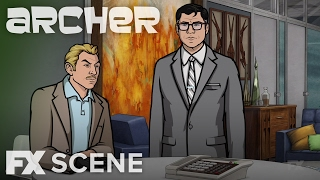 The Best Voicemail Ever | Season 7 Episode 2 Scene | Archer