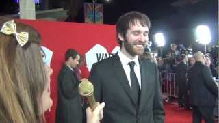 Тёпло наших тел, Isaac Marion Interview at the premiere of Warm Bodies by That's Normal