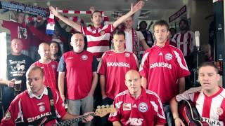 LIDOPOP + VETERAN FANS + FC ZBROJOVKA TEAM - SONG FOR FC ZBROJOVKA