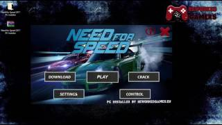Need for Speed 2017 PC ISO Image Download