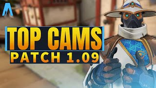 Top Cypher Camera Spots for Patch 1.09 on ALL Maps - Valorant